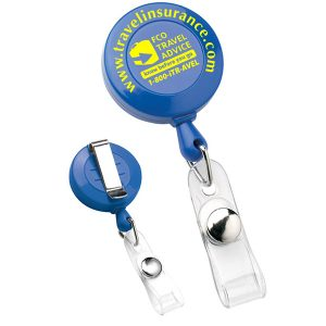 Retractable badge holder – Diversified Marketing Group